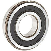 6201 2RS Rubber Sealed NR Circlip Bearing 12mm X 32mm X 10mm