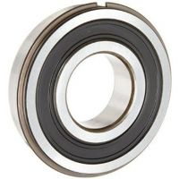 6202 2RS Rubber Sealed NR Circlip Bearing 15mm X 35mm X 11mm