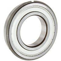 6206 ZZ Metal Shielded NR Circlip Bearing 30mm X 62mm X 16mm