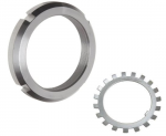 Locknuts & Tab Washers
